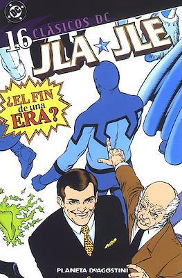 JLA / JLE. Clásicos DC #16