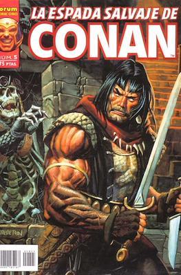 La Espada Salvaje de Conan (1996-1997) vol. II (Grapa. 48 páginas. B/N.) #5