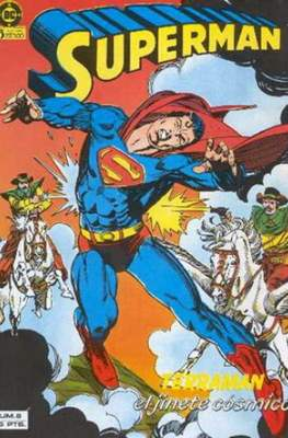 Superman Vol. 1 (1984-1987) #8
