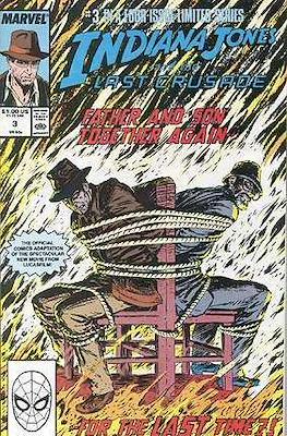 Indiana Jones and the Last Crusade (Comic-book) #3