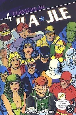 JLA / JLE. Clásicos DC #4