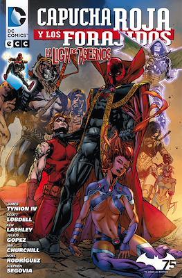 Capucha Roja y los Forajidos. Nuevo Universo DC (Rústica) #5