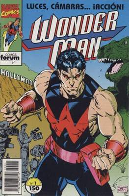 Wonder Man (1993-1994) #1