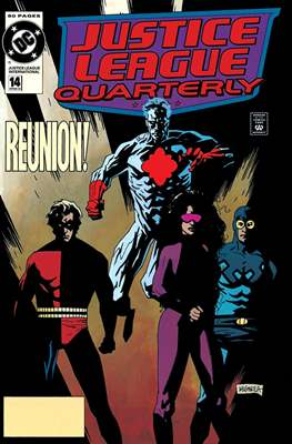 Justice League Quarterly #14