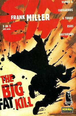 Sin City. La gran masacre (Grapa) #5