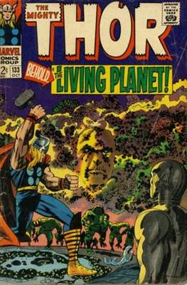 Journey into Mystery / Thor Vol 1 (Comic Book) #133