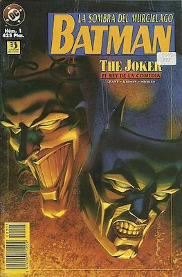 Batman. La sombra del murciélago