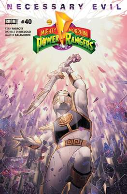 Mighty Morphin Power Rangers (Comic Book) #40
