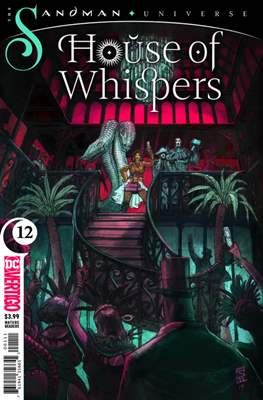 House Of Whispers (Comic book) #12