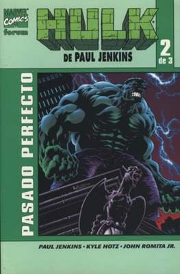 Hulk de Paul Jenkins (2004) (Rústica. 17x26. Color.) #2