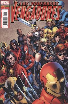 Los Poderosos Vengadores (2008-2011) (Grapa, 48 páginas.) #7