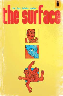 The Surface (Comic Book) #3