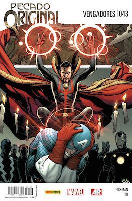 Los Vengadores Vol. 4 (2011-) (Grapa) #43