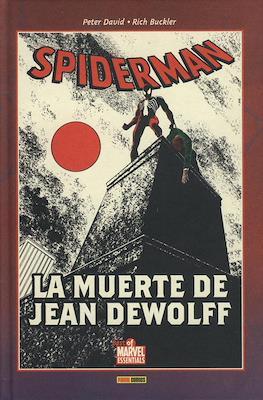 Spiderman. La Muerte de Jean Dewolff - Best of Marvel Essentials