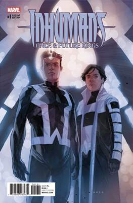 Inhumans - Once & Future Kings (Variant Covers) #1.2