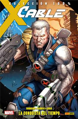 Cable - 100% Marvel (Rústica 128 pp) #1