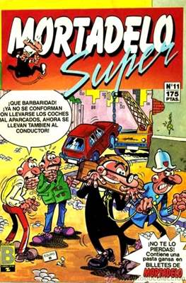 Super Mortadelo (Grapa, 52 páginas (1987)) #11