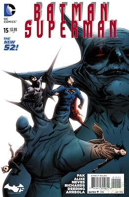 Batman / Superman (2013-2016) (Comic Book) #15