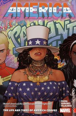 America (Variant Covers)