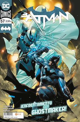 Batman: Nuevo Universo DC / Renacimiento #112/57