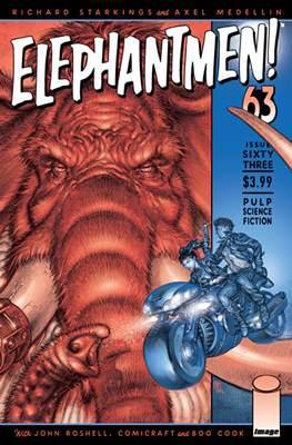 Elephantmen (Grapa) #63
