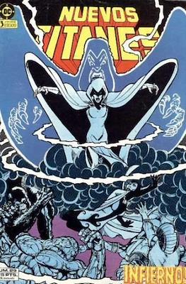 Nuevos Titanes Vol. 1 (1984-1988) (Grapa 40 pp) #29