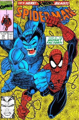 Spider-Man (Vol. 1 1990-2000) (Comic Book) #15