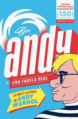 Andy. Una fábula real (Cartoné 568 pp) #