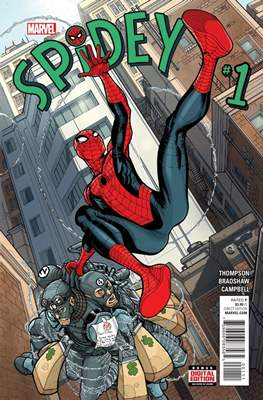 Spidey (Comic-book) #1