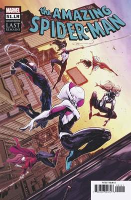 The Amazing Spider-Man Vol. 5 (2018- Variant Cover) (Comic Book) #51.LR