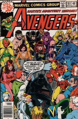 The Avengers Vol. 1 (1963-1996) (Comic Book) #181