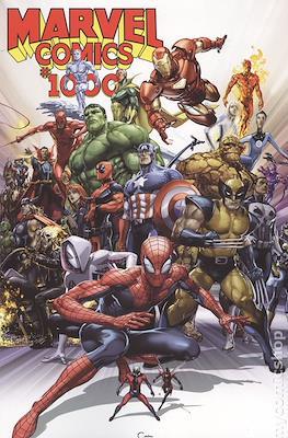 Marvel Comics #1000 (Variant Cover) #1.12