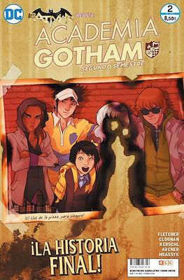 Batman presenta: Academia Gotham. Segundo semestre #2