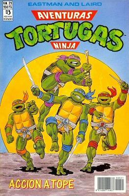 Aventuras Tortugas Ninja (Grapa) #21
