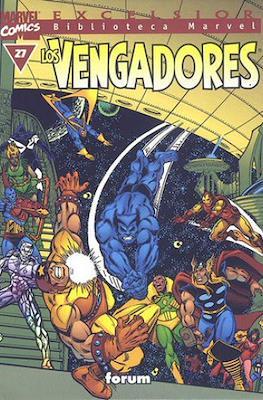 Biblioteca Marvel: Los Vengadores (1999-2001) (Rústica 160 pp) #27