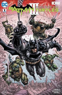 Batman / Teenage Mutant Ninja Turtles III (Comic Book) #1