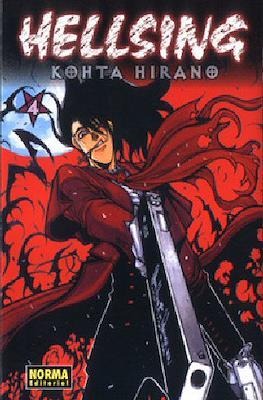 Hellsing (Rústica con sobrecubierta) #4