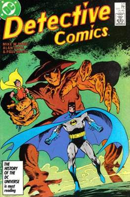 Detective Comics Vol. 1 (1937-2011; 2016-) (Comic Book) #571