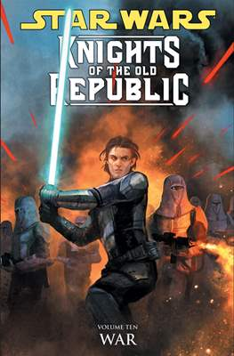 Star Wars - Knights of the Old Republic (2006-2010) #10