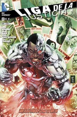 Liga de la Justicia. Nuevo Universo DC / Renacimiento (Grapa) #17