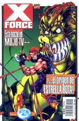 X-Force Vol. 2 (1996-2000) (Grapa 24 pp) #17