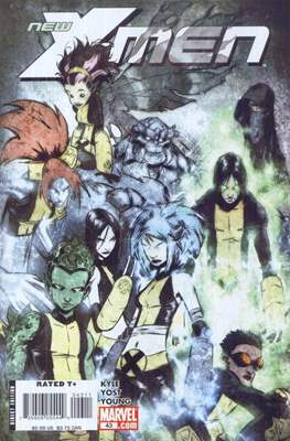 New X-Men: Academy X / New X-Men Vol. 2 (Comic-Book) #43