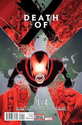 Death of X (Comic-Book) #1