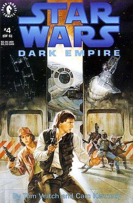 Star Wars: Dark Empire (Comic Book) #4