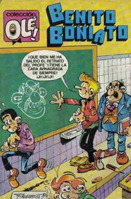 Colección Olé! Benito Boniato (Rústica 68 pp) #3