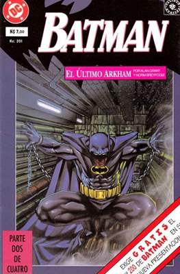 Batman (1987-2002) (Grapa) #201