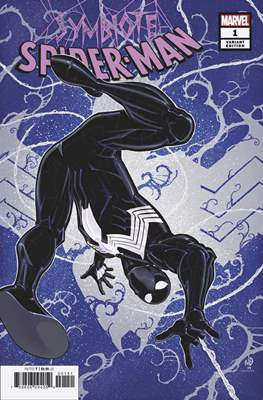 Symbiote Spider-Man (2019 - Variant Covers) (Comic Book) #1.4