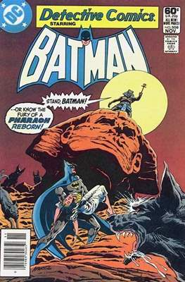 Detective Comics Vol. 1 (1937-2011; 2016-) (Comic Book) #508