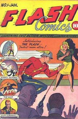 Flash Comics / The Flash (1940-1949, 1959-1985, 2020-)