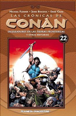 Las Crónicas de Conan (Cartoné 240 pp) #22